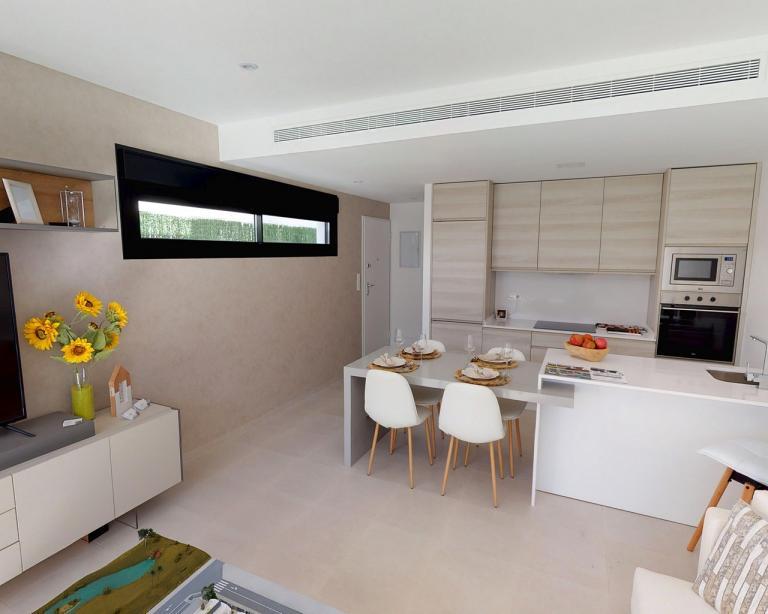 Mooie nieuwbouw villa´s op een leuke locatie  in Nieuwbouw Costa Blanca