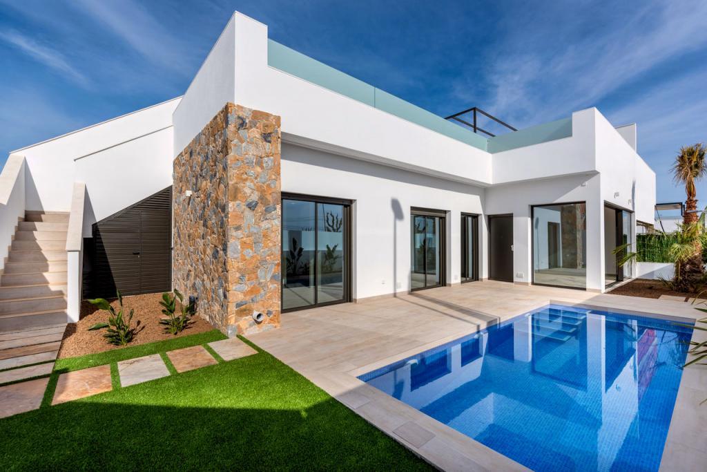 Villa in Pilar de la Horadada - Nieuwbouw in Nieuwbouw Costa Blanca