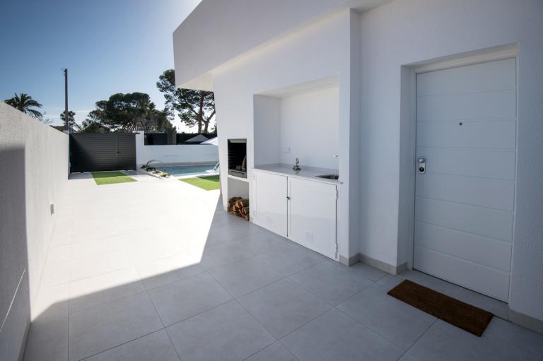 3 Slaapkamer 3 badkamer moderne villas met zwembad Nieuwbouw Costa Blanca