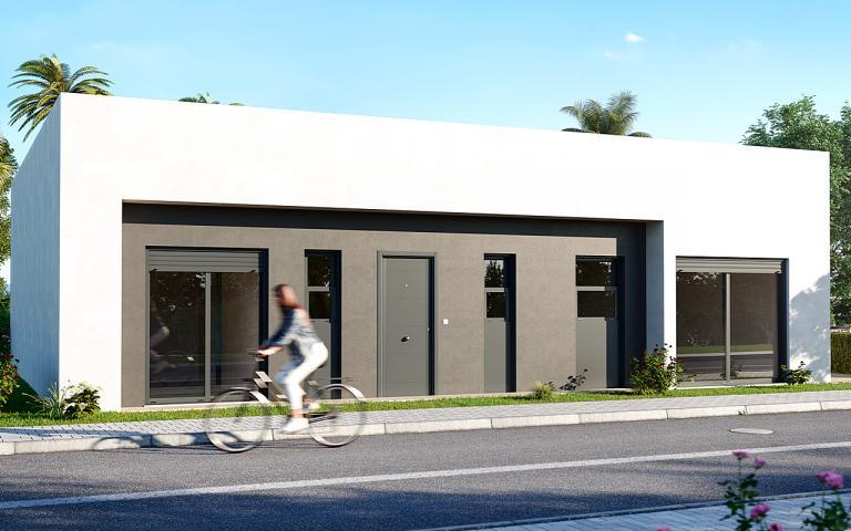 Nieuwe 3 slaapkamer 2 badkamer villa's - Murcia Nieuwbouw Costa Blanca