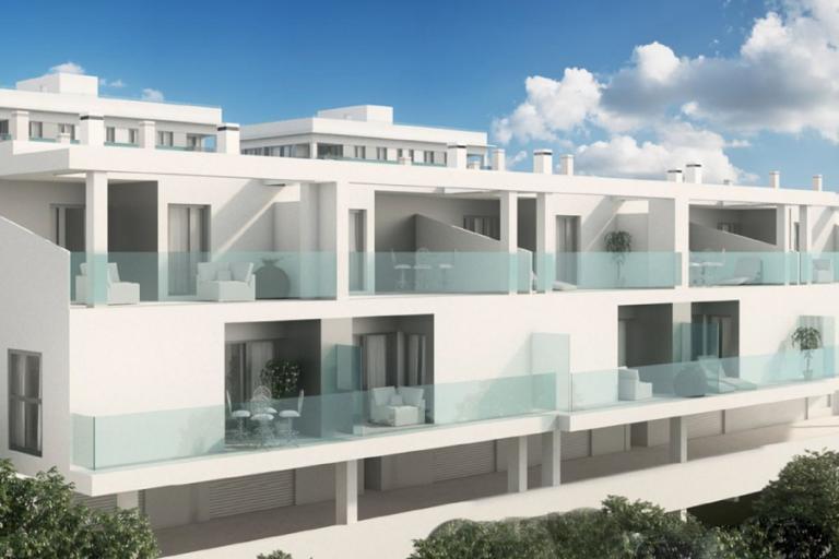 102m2 en 3 verdiepingen woning dichtbij La Zenia in Nieuwbouw Costa Blanca