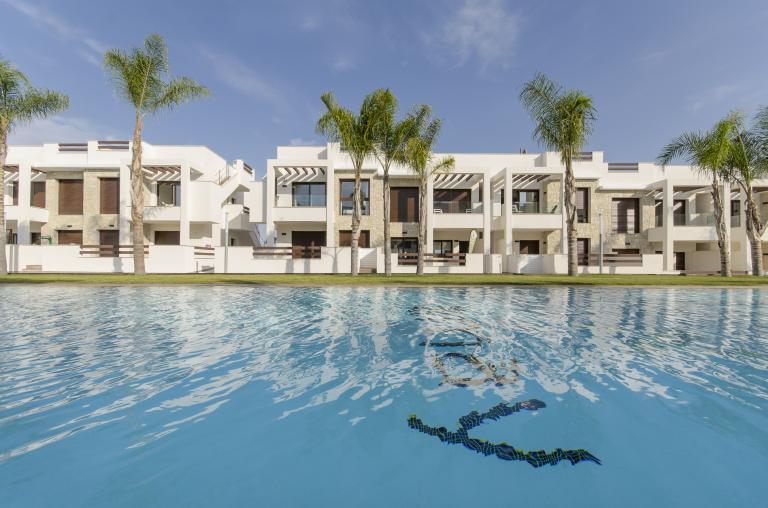 Nieuwe appartementen in Los Balcones - Torrevieja in Nieuwbouw Costa Blanca