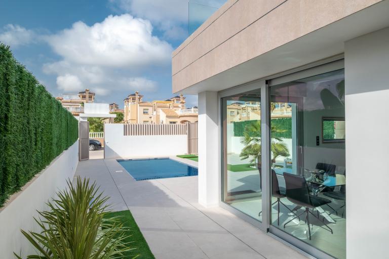 Vrijstaande villa´s in Guardamar - El Raso Nieuwbouw Costa Blanca